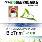 Hilo desbrozadora biodegradable